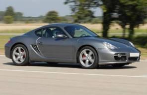 Stage de Pilotage en Porsche Cayman S - Circuit de Salon-de-Provence