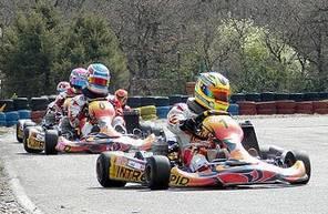 Session de Karting à Lavilledieu