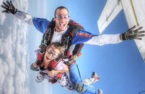 Saut en parachute Tandem à Castres