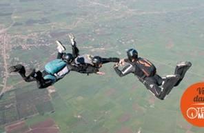 Stage de Parachute PAC dans l'Yonne près de Paris