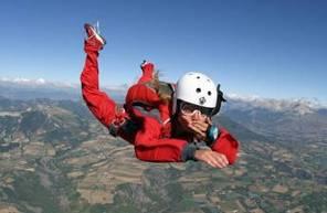 Stage en Parachute PAC à Gap près de Grenoble