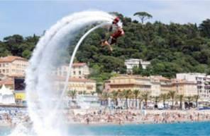 Initiation au Flyboard à Nice