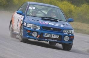 Stage de Pilotage Rallye en Subaru - Circuit de Noeux-les-Mines