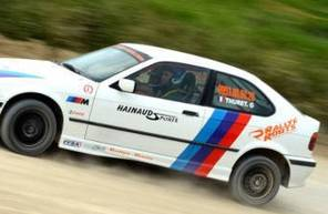 Stage de Pilotage Rallye en BMW - Circuit de Noeux-les-Mines