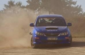 Baptême de Rallye en Subaru - Circuit de Courcelles les Lens