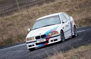 Stage de Pilotage Rallye en BMW - Circuit de Courcelles les Lens
