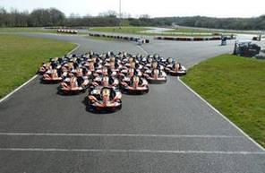 Session de Karting à Nantes