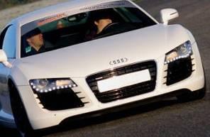 Stage de Pilotage en Audi R8 - Circuit de Lohéac