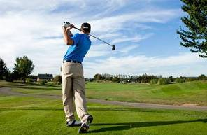 Initiation au golf à Agen