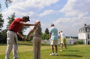 Initiation au golf près de Versailles