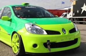 Baptême de Pilotage en Renault Clio 3 Cup - Circuit du Bourbonnais