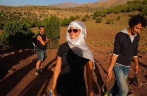 Stage de survie dans le Haut Atlas Marocain