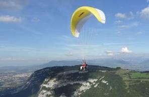 Stage de parapente dans le Vercors près de Grenoble