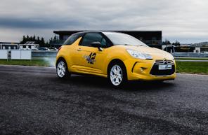 Pilotage de Rallye en DS3 ou 208 - Circuit d'Andrézieux