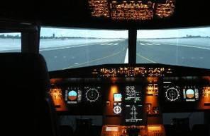 Simulateur de Vol Airbus A320 à Saint-Cyr-sur-Mer