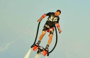 Initiation au Flyboard près de Toulon