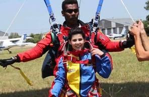 Saut en Parachute Tandem à Beaune près de Dijon