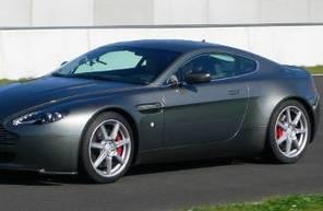 Pilotage d'une Aston Martin Vantage - Circuit de Bordeaux Merignac