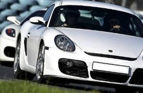 Pilotage Porsche Cayman S - Circuit de Croix en Ternois