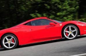 Stage de Pilotage en Ferrari 458 Italia - Circuit de Mettet