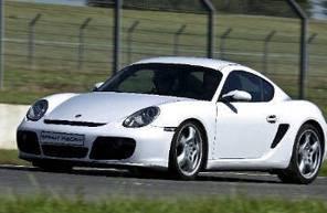 Pilotage d'une Porsche Cayman S - Circuit de Nogaro