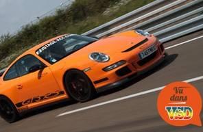Stage de Pilotage Multivolant Audi R8 et Porsche 997 GT3 - Circuit de Trappes