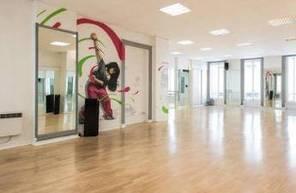 Cours de danse ou accès à la salle de fitness à Lyon