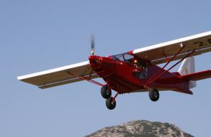 Baptême de l'air en ULM - Vol à Ajaccio à la découverte du Nord de la Corse