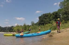 Sortie encadrée Canoë-Kayak Toulouse