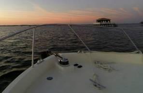 Balade en bateau à Arcachon