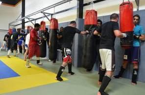 Cours de Boxe Thaïlandaise près de Cergy