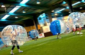 Partie de Bubble Bump à Mâcon
