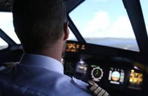 Simulateur d'Airbus A320 à Lille