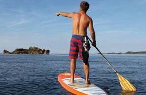 Cours de Paddle à L'Île de Noirmoutier