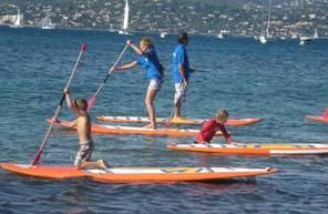 Stage de Paddle à l'Île de Noirmoutier