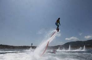 Initiation au Flyboard à Antibes