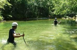 Stage survie défi nature dans les Cévennes (Koh-lanta)