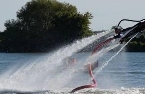 Initiation au Flyboard à Hyères près de Toulon