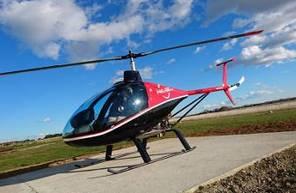 Vol en hélicoptère depuis Nîmes vers le Nord de la Camargue
