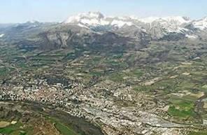 Baptême en ULM au dessus des Sommets des Alpes du sud