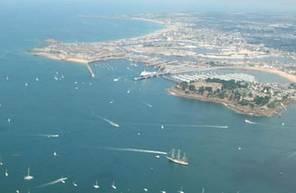 Initiation au pilotage d'ULM près de Saint-Malo
