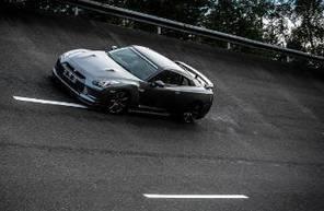 Pilotage de Vitesse en Nissan GTR - Circuit de Mortefontaine