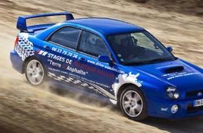 Stage de Pilotage en Subaru Groupe A - Circuit d'Aydie