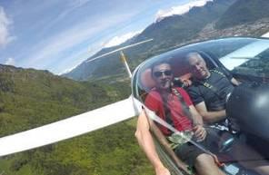 Vol en Planeur à Albertville - Vol à proximité du Mont blanc