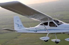 Initiation au pilotage d'avion léger à proximité de Royan et d'Oléron