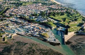 Baptême ULM - Vol au dessus du phare de Cordouan et l'ile d'Oléron