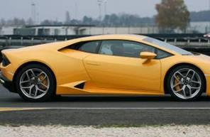 Stage de Pilotage en Lamborghini Huracan - Circuit de Folembray