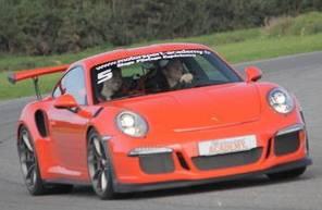 Baptême en Porsche 991 GT3 RS - Circuit du Mans