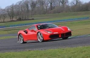 Baptême en Ferrari 488 GTB - Circuit de Fay de Bretagne