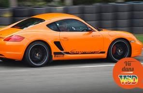Stage de Pilotage en Porsche Cayman S - Circuit de Montlhéry
